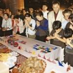 Cornerstone of Peace Memorial: Seimei Festival to pray for war dead