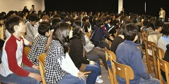 Himeyuri screened in Germany: 180 people view the documentary in Japanese school