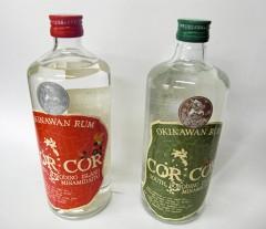 Okinawan rum begins shipping to France