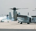 US Marine Corp to deploy Osprey at Futenma Air Station