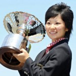 Motobu High School student Higa wins Japan Women's Amateur Golf Championship