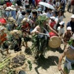 <em>Shinugu</em> - an animistic festival for a good crop and perfect health