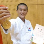 Tamaki wins the 11th Asian Karate-do Championship