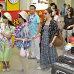 Multiple-entry visas for Chinese tourists exceed 1000