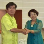 Okinawa Prefectural Assembly and Tainan City Council cooperate to promote Agricultural exchange