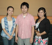 Three performers of Okinawan origin win the top awards in the Ryukyu Classical Art Contest