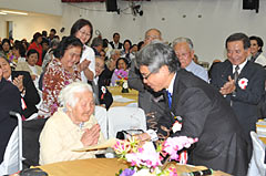 Brazil Okinawa <em>Kenjin-Kai</em> celebrates 85th anniversary by honoring forerunners' efforts
