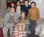 100 year-old Okinawan Peruvian woman tells her story