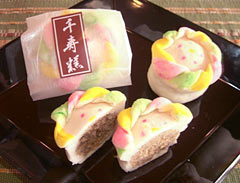 <em>Senjuko</em> - confectionary of the Ryukyu Dynasty is restored