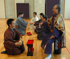 <em>Kumiodori</em> performers to go on European tour to France, Germany and Italy