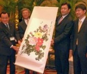 Fuzhou and Naha celebrate the 30th anniversary of their friendship