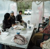 International NGO visits Henoko and Takae and recommends to appeal on the world stage