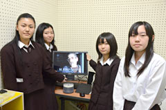 """It was discrimination that Okinawan people struggled against""<br/>Misato High School broadcasting club completes a documentary on the Koza Riot"