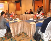 Possibility of holding an international tournament in Okinawa discussed at the East Asia Basketball Executive Meeting