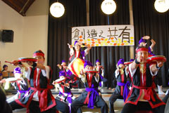 Japanese International School teacher Tobaru creates <em>eisa</em> sensation in Berlin