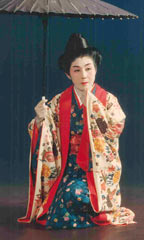 Lynne Yoshiko Nakasone receives the 2012 NEA National Heritage Fellowship