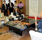 Okinawa Governor tells Defense Minister: