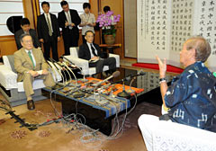 Okinawa Governor tells Defense Minister: