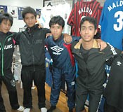 Five children from Nago will go to Argentina to learn football