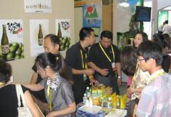 Okinawan companies sign estimated 120 million yen worth of deals at China International Fair