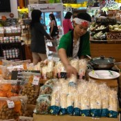 Odac boosts sales of Okinawan mushrooms to Taiwan