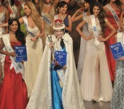 Yoshimatsu wins Miss International crown