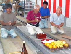 Traditional <em>sabani</em> manufacturing process replicated for future generations