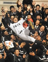 Softbank Hawks win the right to negotiate with Higashihama