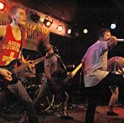 Rock band Shores releases its first album called <em>Beginning   End</em>