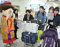 First foreign low-cost carrier in Okinawa starts Seoul-Naha route