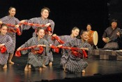 OPG exchanges opinions with travel agents on the commercialization of Okinawan performing arts