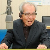 Onaha ends his 30-year career for Radio Okinawas local dialect news  