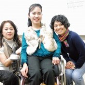 Physically challenged travel abroad