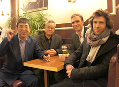 Documentary movie about the secret of longevity in Okinawa previewed in Paris