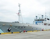 Fisheries Agency announces patrol vessel on constant deployment at Miyako