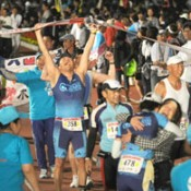 Ukrainian Balokhin wins Miyako-jima triathlon again