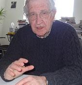 Noam Chomsky criticizes Japan-US policy on relocating the Futenma base within Okinawa