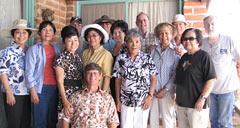 Okinawa Kenjinkai members enjoy annual events in Tucson, Arizona