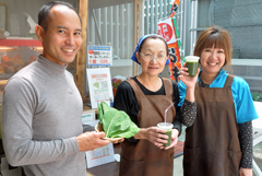 Nishihara Farm to promote local specialty product called <em>nigana</em>