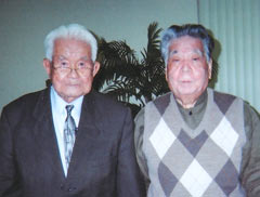 Okinawans reunite after 68 years