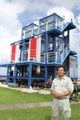 Ocean thermal power generation to start on Kume-jima