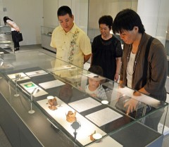 War artifacts exhibit of Peace Memorial Museum faces difficulty