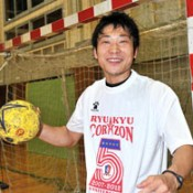 Doctor joins handball team to pursue his dream