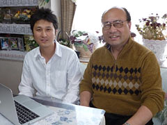 Astronomer of Miyako-jima descent to research in France