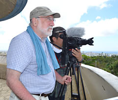 Filmmaker Junkerman to create movie about Okinawa
