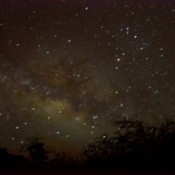 Milky Way shines in Star Festival on Yonaguni