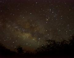 Milky Way shines in Star Festival on Yonaguni