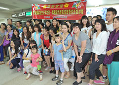 Naha-Beijing route restarts nine months after Senkakus dispute