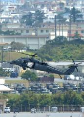 Kadena resumes HH-60 helicopter flights