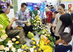 Thai government holds Thailand Festival in Okinawa